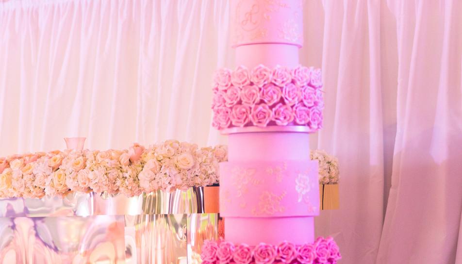 Wedding Cake Boreham Hosue