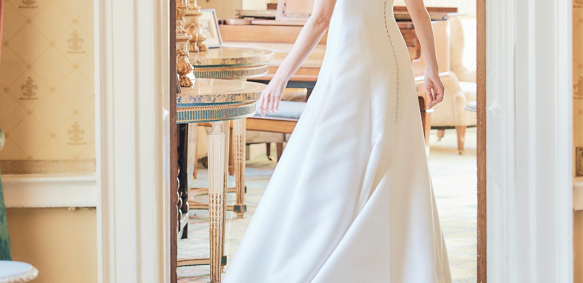 Brocket Hall Bride