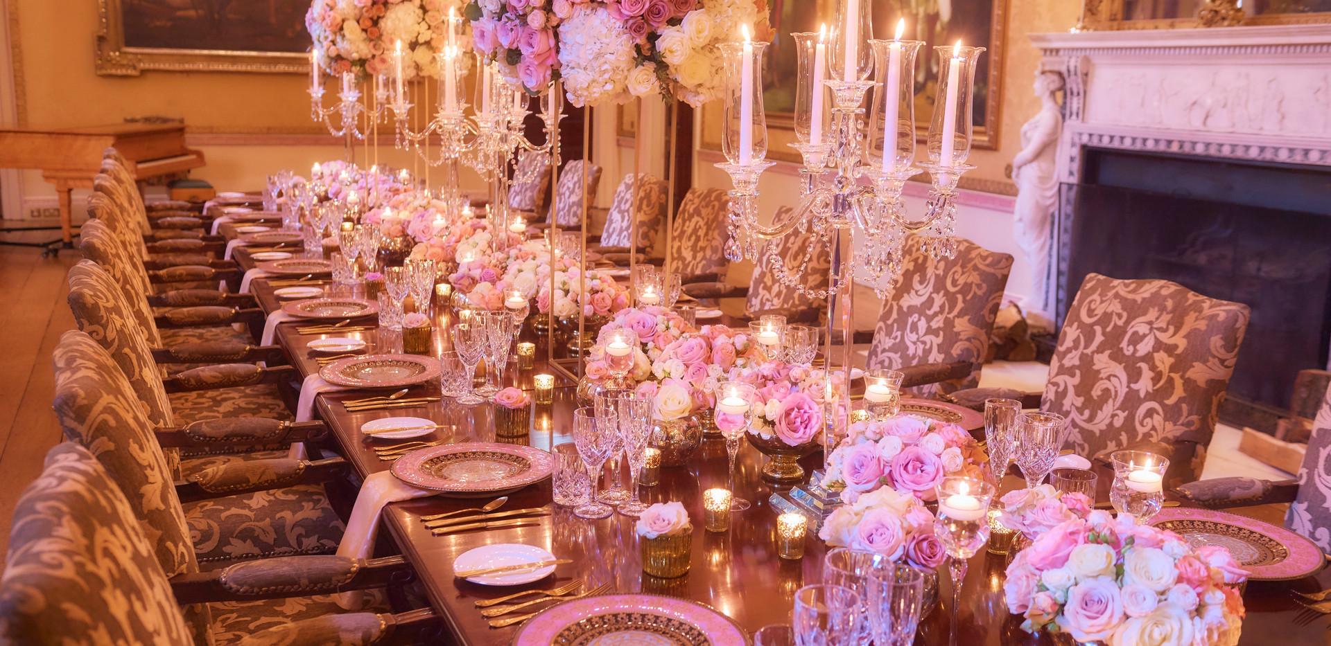 Full Wedding Table