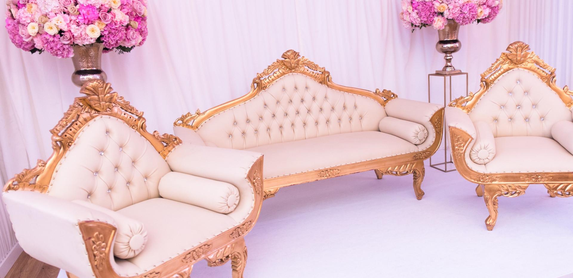 Wedding Photo Stage