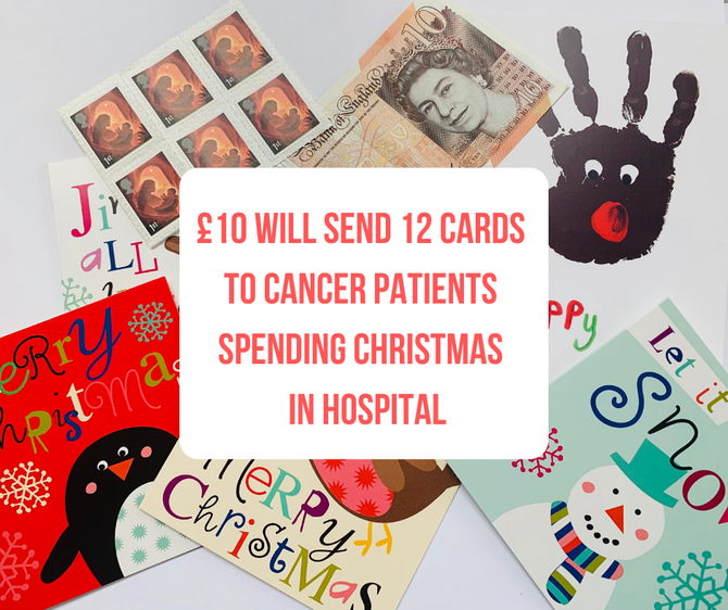 OUR CHRISTMAS CARD APPEAL