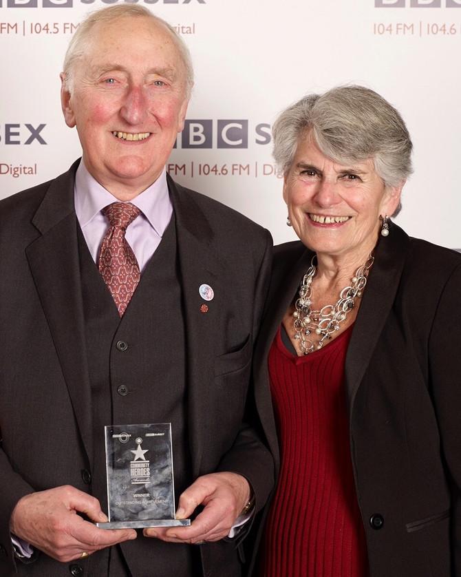BBC RADIO SUSSEX/SURREY - MY CANCER JOURNEY
