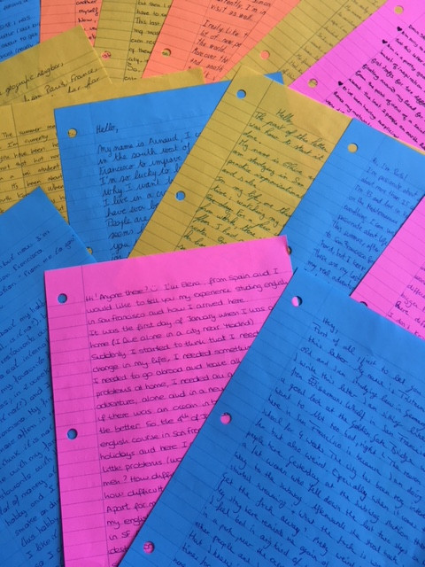 WRITE OUR 1,000th LETTER & WIN A PRIZE