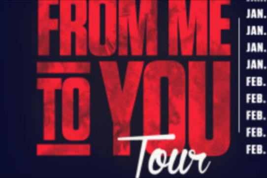 FROM ME TO YOU IS GOING ON TOUR