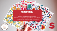 POSTCARD DESIGN COMPETITION