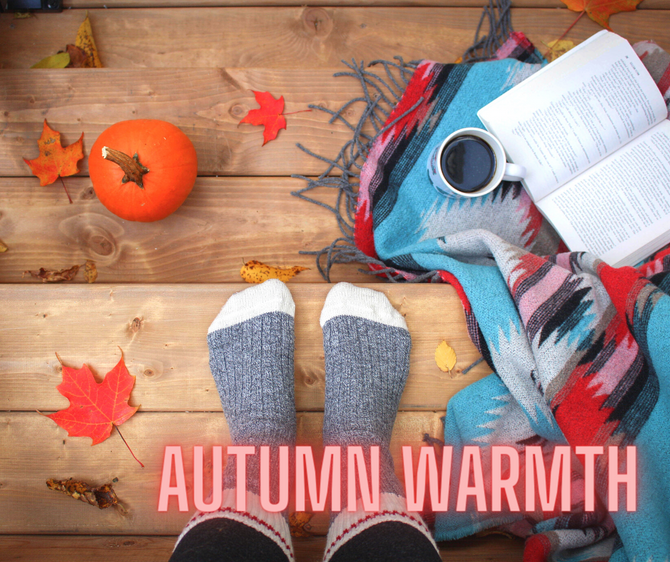 AUTUMN WARMTH - INSPIRING YOUR AUTUMN LETTER WRITING