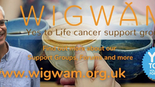 HEALING THROUGH SUPPORT - WIGWAM & YES TO LIFE CHARITY
