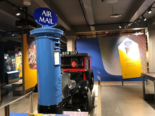 TRAVEL BACK IN TIME WITH THE RAIL MAIL