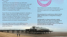 THANKS TO YOU, #LoveFromCleethorpes POSTCARDS ARE ON THEIR WAY