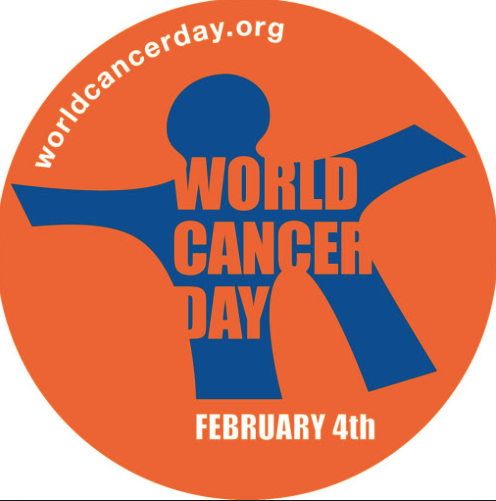 WHO WILL YOU WRITE TO ON WORLD CANCER DAY? 4TH FEB.
