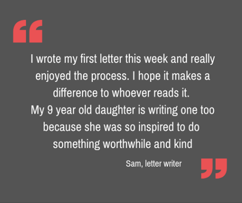 WHY  LETTERS MATTER