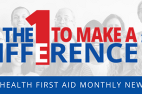 Be the First to Make a Difference