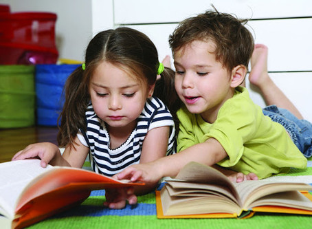 Children are reading less than ever