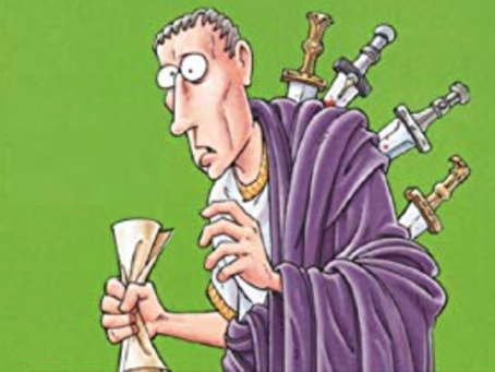 October 2020 Book of the Month: Horrible Histories