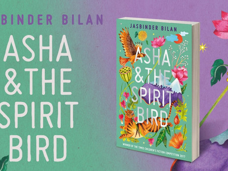 November 2020 Book of the Month: Asha and the Spirit Bird