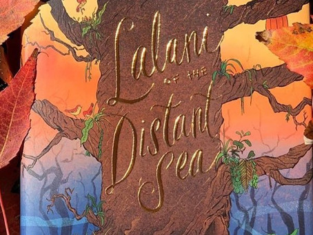 January 2021 Book of the Month: Lalani of Distant Seas