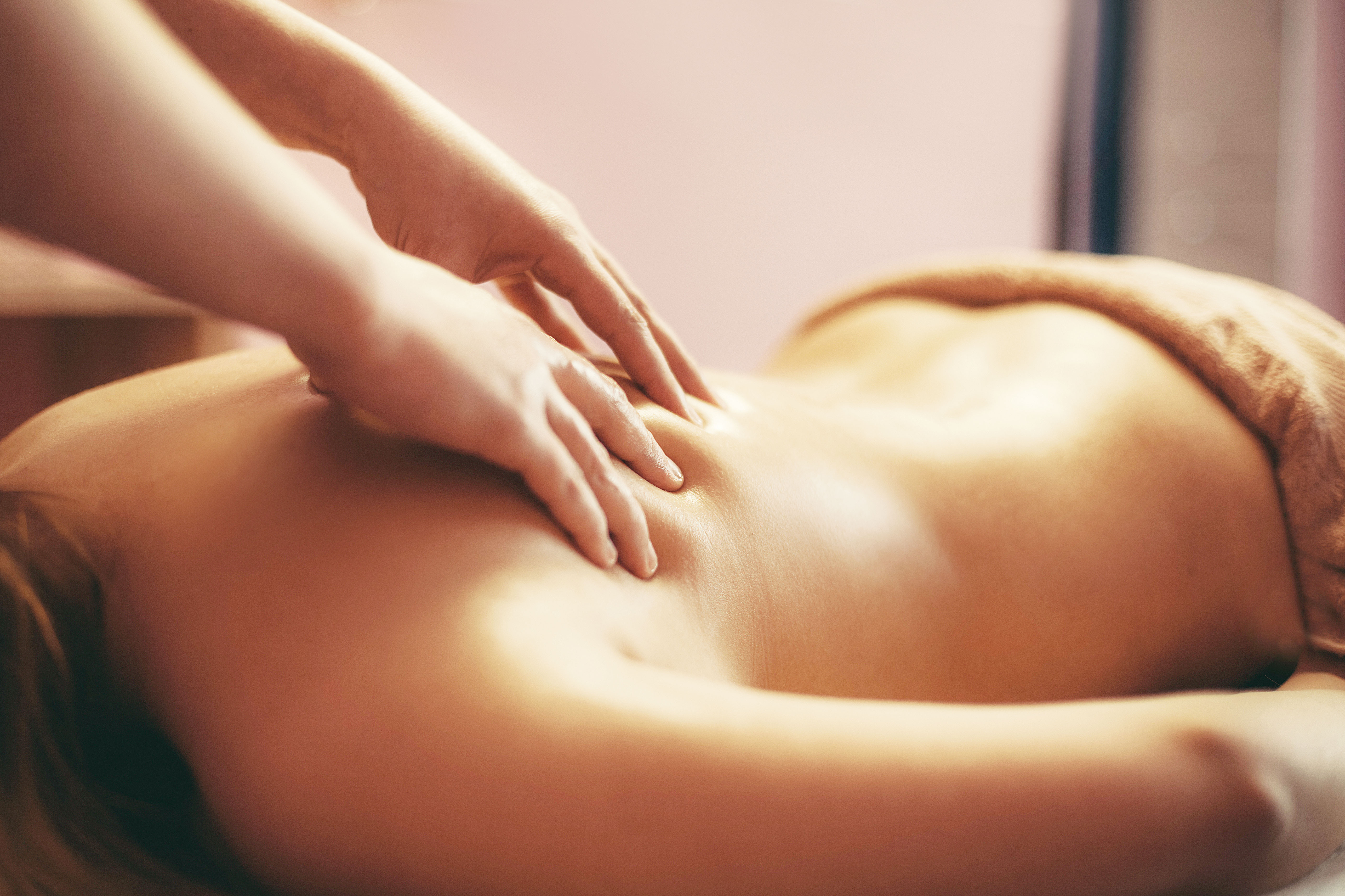 Relaxation/Therapeutic Massage 60 Minute