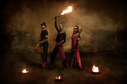 cirque musical fie show