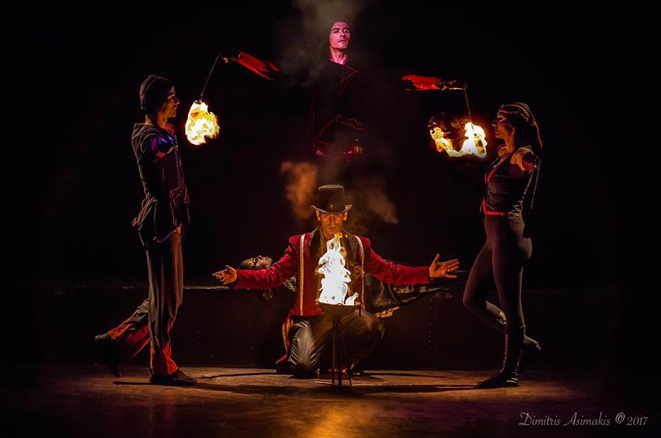 Fire pois duet