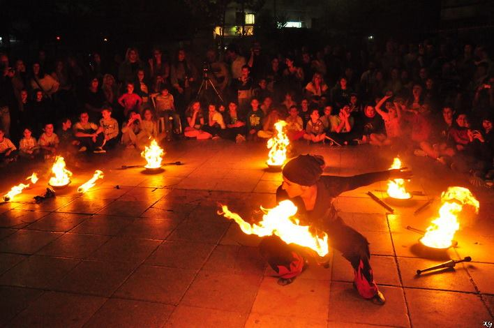 Deva fire act