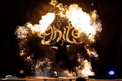 lycopodium fire effect