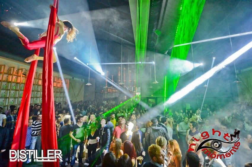 DEVA performing @ Distiller Club