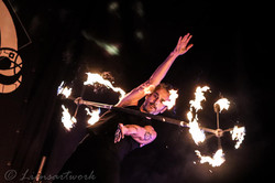 fire dragon staff dy Deva