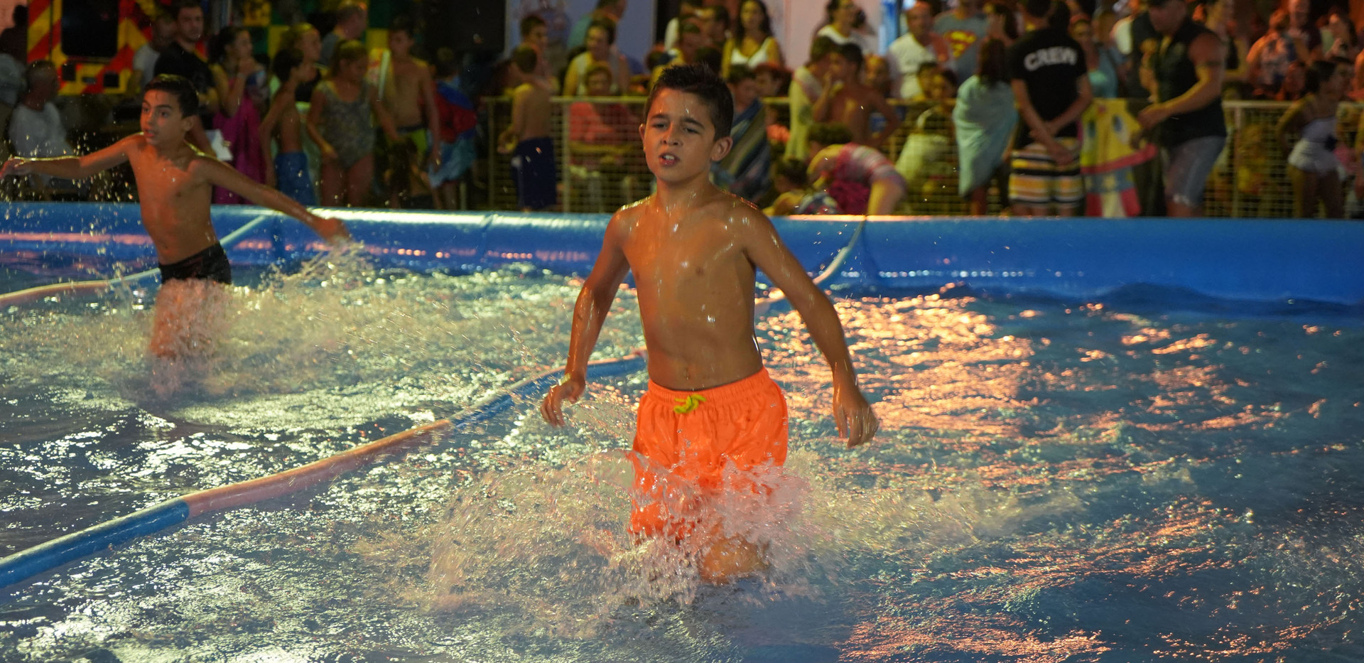 The RGF supports a water sports activity as an alternative to gambling