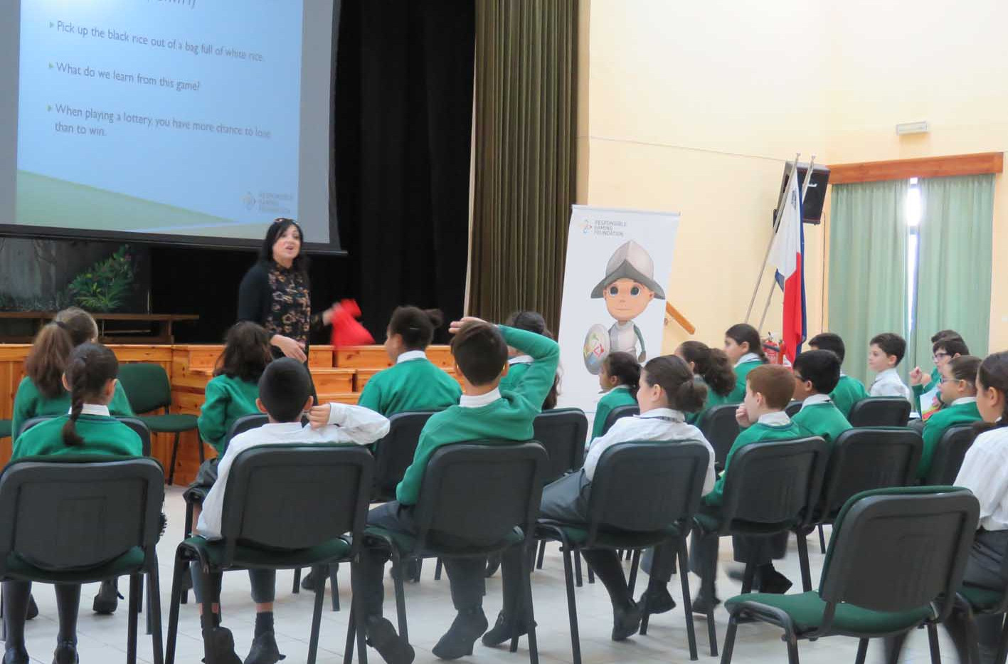 Education Campaign - Luqa