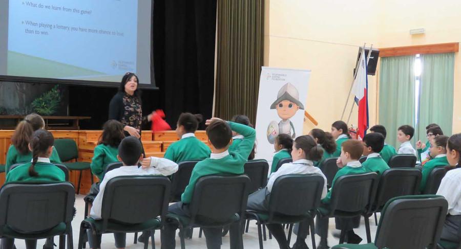 Education Campaign - Luqa