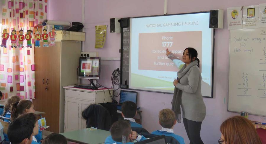 Education Campaign - Lija