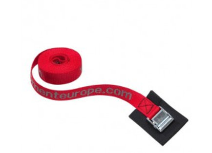 Palm Cam Straps 3.5m Red (set of two)