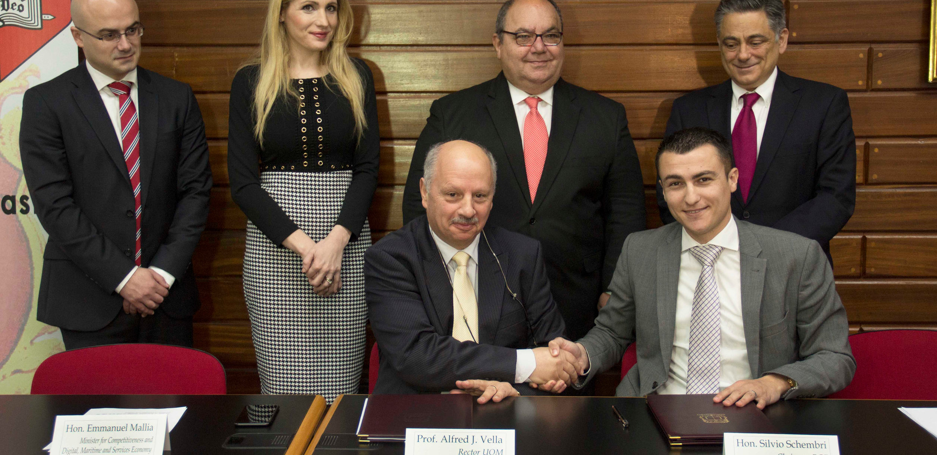 Responsible Gaming Foundation and University of Malta Sign MoU
