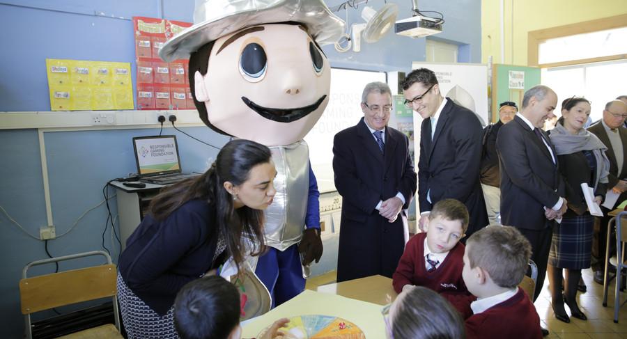 Education Campaign Launch