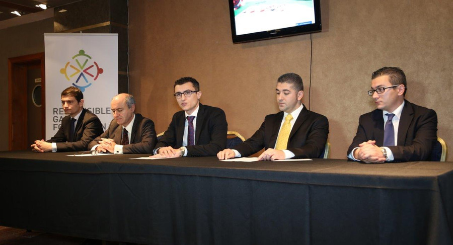 Launch of CSRP and Website