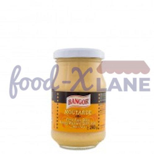 Bangor Dijon mustard 240gr