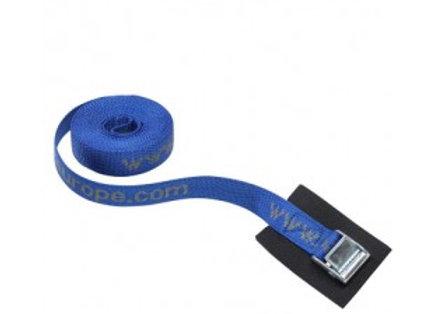 Palm Cam Straps 4.5M Blue (set of two)