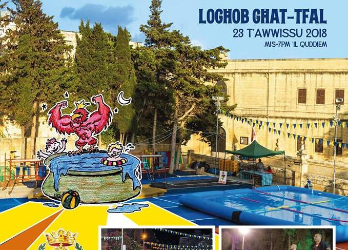 'Logħob għal Kulħadd'' Poster