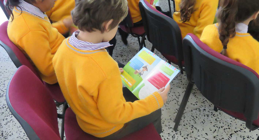 Education Campaign - San Ġwann