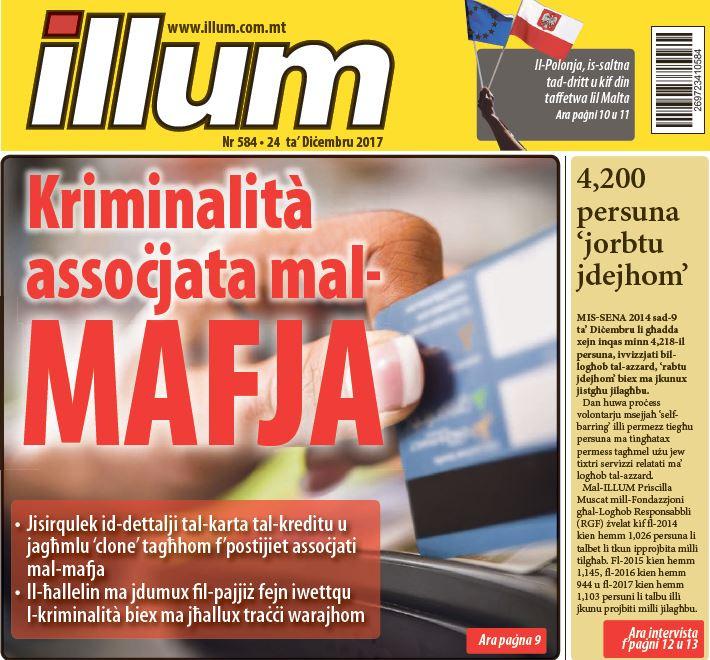 Newspaper Interview on ''Illum''