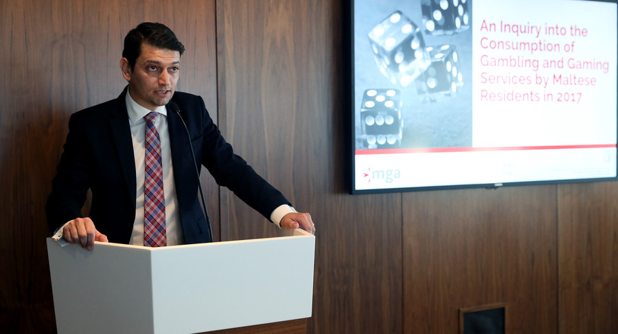 Launch of the inquiry on the consumption of gambling and gaming services by Maltese residents
