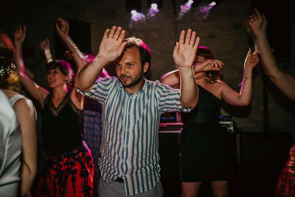 Ambiance Piste de Danse