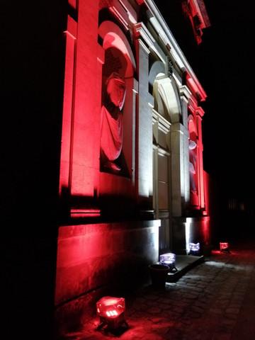 Eclairage Architectural   Chateau de Fontainebleau