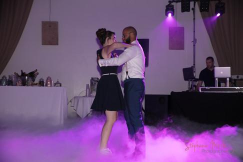 Première Danse |Fumée Lourde