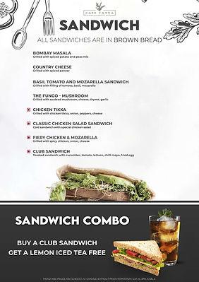 3- Menu Pic CafeTatva without price menu