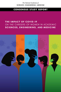 Impact of COVID-19 on the Careers of Women in Academic Sciences, Engineering, and Medicine