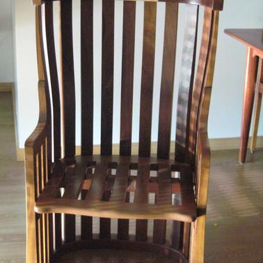 SOL NASCENTE Cadeira/Escultura