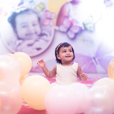 Shanaya's Birthday