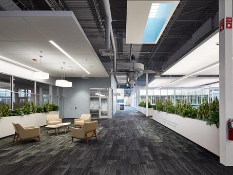 zpd+a Receives 2021 CBC Interior Build Out Award