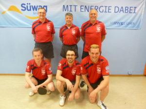 Die 2. Mannschaft ist Meister der Kreisliga
